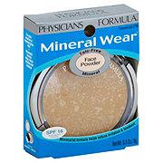 Physicians Formula Mineral Wear Translucent Light Face Powder SPF 16