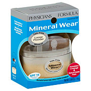 Physicians Formula Mineral Wear Translucent Light Loose Powder