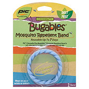 Pic Citronella Plus Peace Light Blue Bracelet