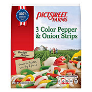 Pictsweet Farms Recipe Helpers 3 Color Pepper & Onion Blend