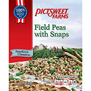 Pictsweet Field Peas with Snaps