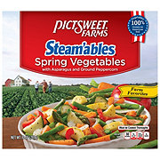 Pictsweet Steam'ables Spring Vegetables