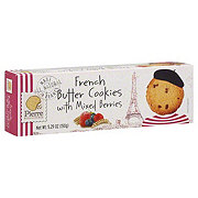 Pierre Biscuiterie French Butter Mixed Berries Cookies
