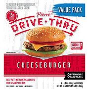 Pierre Drive Thru Cheeseburgers