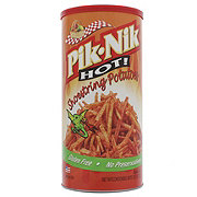 Pik-Nik Shoestrings Potatoes, Hot
