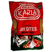 Pikin Jilotes Paleta with Chili