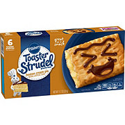 Pillsbury Boston Cream Pie Toaster Strudel Pastries