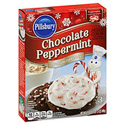 Pillsbury Chocolate Peppermint Cookie Mix