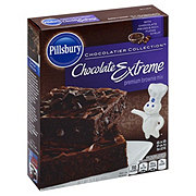 Pillsbury Chocolatier Collection Chocolate Extreme Brownie Mix
