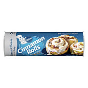 Pillsbury Cinnabon Cream Cheese Icing Cinnamon Rolls