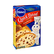 Pillsbury Cranberry Quick Bread and Muffin Mix
