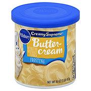 Pillsbury Creamy Supreme Buttercream Frosting