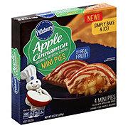 Pillsbury Frozen Apple Cinnamon Pies