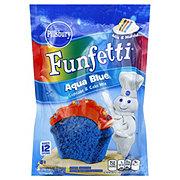 Pillsbury Funfetti Aqua Blue Cupcake & Cake Mix