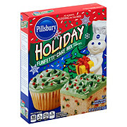 Pillsbury Funfetti Holiday Cake Mix with Candy Bits