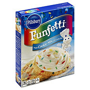 Pillsbury Funfetti Sugar Cookie Mix With Candy Bits