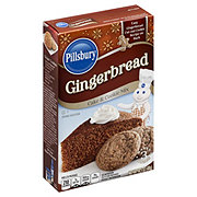 Pillsbury Gingerbread Cake and Cookie Mix