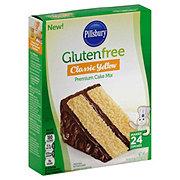 Pillsbury Gluten Free Classic Yellow Premium Cake Mix