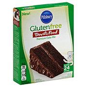 Pillsbury Gluten Free Devils Food Premium Cake Mix