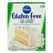 Pillsbury Gluten Free Premium Funfetti Cake Mix