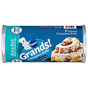 Pillsbury Grands! Cinnabon Extra Rich Butter Cream Cinnamon Rolls