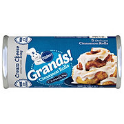 Pillsbury Grands! Cinnamon Rolls With Cream Cheese Icing