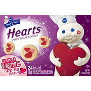 Pillsbury Hearts Shape Sugar Cookies