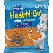 Pillsbury Heat-N-Go Mini Pancakes Blueberry