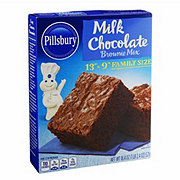 Pillsbury Milk Chocolate Brownie Mix Family Size