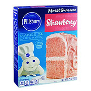 Pillsbury Moist Supreme Strawberry Cake Mix