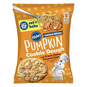 Pillsbury Pumpkin & Cream Cheese Ready to Bake Cookie Dough