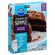 Pillsbury Purely Simple Chocolate Cake Mix