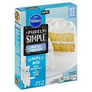 Pillsbury Purely Simple White Cake Mix