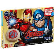 Pillsbury Ready to Bake! Avengers Shape Sugar Cookies