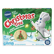 Pillsbury Ready To Bake! Christmas Tree Shape Sugar Cookie