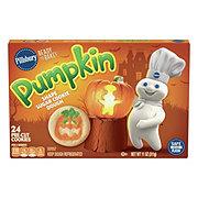 Pillsbury Ready To Bake! Pumpkin Shape Sugar Cookies