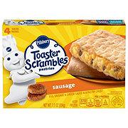 Pillsbury Toaster Scrambles Sausage