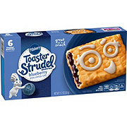 Pillsbury Toaster Strudel Blueberry Pastries