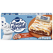 Pillsbury Toaster Strudel Cinnamon Roll Pastries