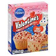 Pillsbury Valentines Funfetti Cake Mix With Candy Bits