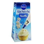 Pillsbury Vanilla Filled Pastry Bag Frosting