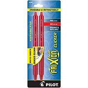 Pilot Frixion Pen Red