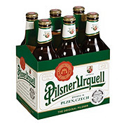 Pilsner Urquell Czech Beer 12 oz Bottles