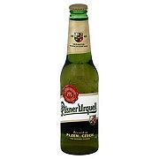 Pilsner Urquell Czech Beer Bottle