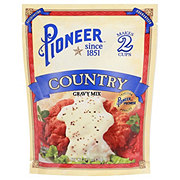 Pioneer Brand Country Gravy Mix