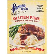 Pioneer Brand Gluten Free Brown Gravy Mix