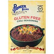 Pioneer Brand Gluten Free Chili Seasoning