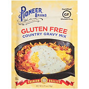 Pioneer Brand Gluten Free Country Gravy Mix