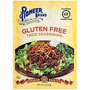 Pioneer Brand Gluten Free Taco Seasoning