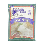 Pioneer Brand No-Fat Country Gravy Mix